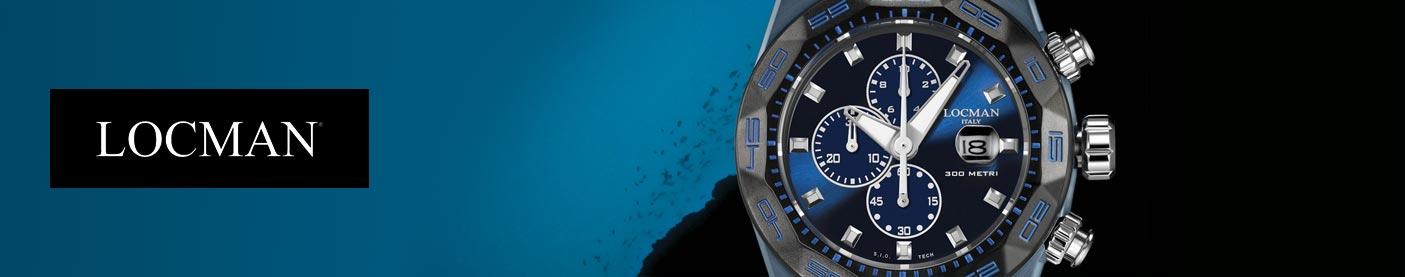 Horloges Locman