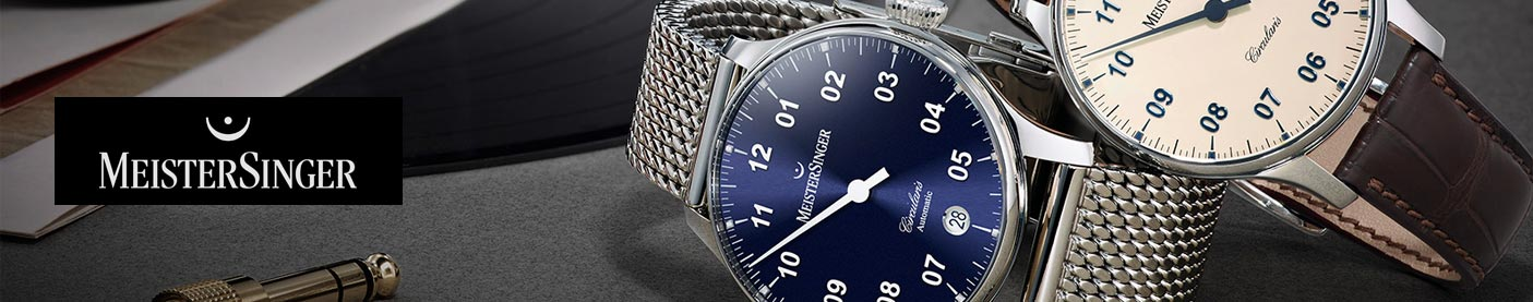 Watches MeisterSinger