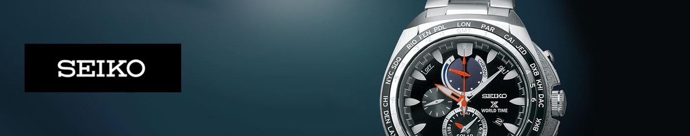 Horloges Seiko