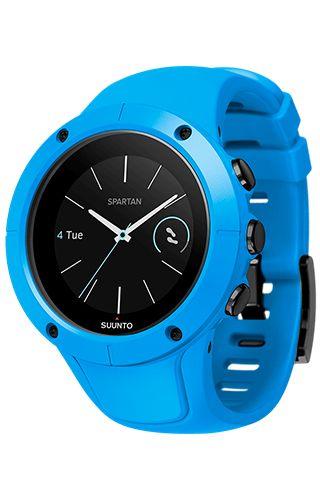 Suunto  Spartan Spartan Trainer (Wrist HR) Blue SS023002000