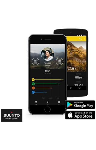 Suunto  Spartan Spartan Sport (Wrist HR) Baro Stealth SS023404000
