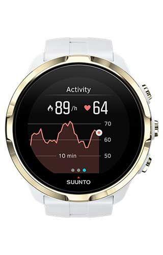 Suunto  Spartan Trainer Wrist HR Gold SS023405000