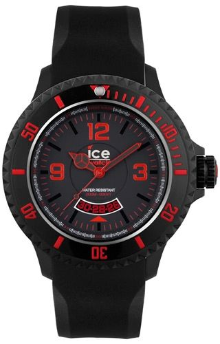 Ice Watch  Ice-Vintage Black Red - Extra-Big DI.BR.XB.R.11