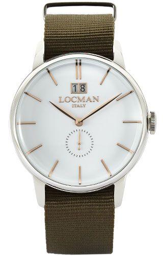 Locman  1960 0252V0800WHRGNG 0252V0800WHRGNG