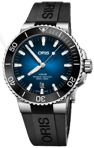 Oris  Aquis Clipperton Limited Edition 73377304185-SetRS