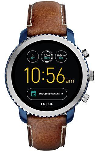 Fossil  Fossil Q Q Explorist FTW4004