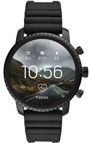 Fossil  Fossil Q Q Explorist HR - 4° Gen. FTW4018