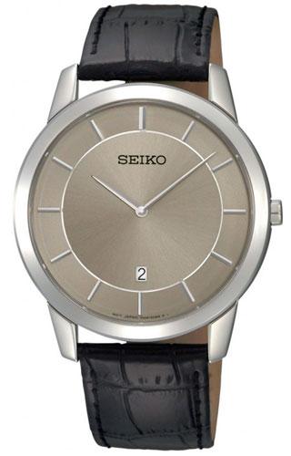 Seiko Time Slim Case SKP383P1