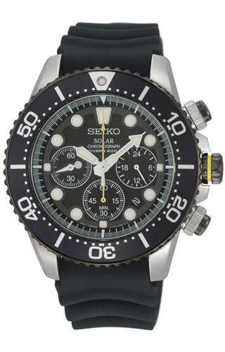 Seiko Diver 1/5 sec. Chronograph SSC021P1