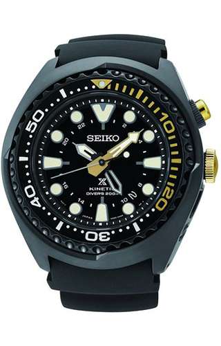 Seiko Kinetic Diver GMT - Special Edition SUN045P1