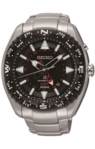 Seiko Kinetic Diver GMT SUN049P1