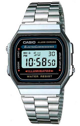 Casio A168WA-1YES A168WA-1YES