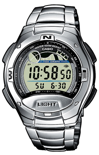Casio W-753D-1AVES W-753D-1AVES