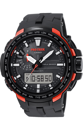 Casio Mount Keith PRW-6100Y-1ER