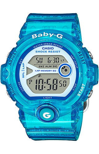 Casio For Running BG-6903-2BER