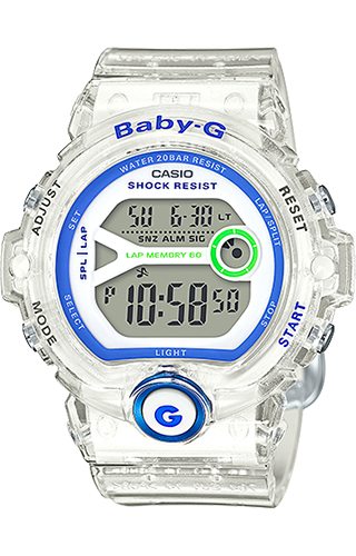 Casio For Running BG-6903-7DER