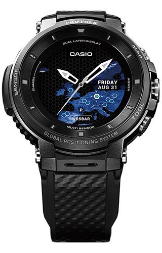 Casio WSD-F30-BK WSD-F30-BK