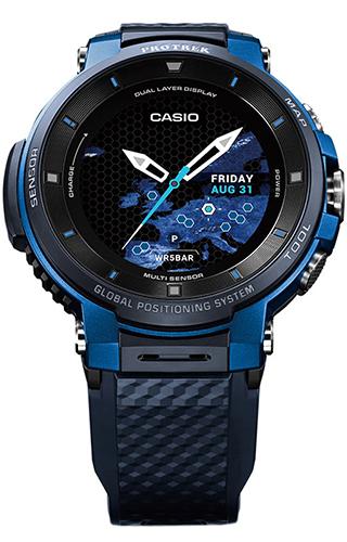 Casio WSD-F30-BU WSD-F30-BU