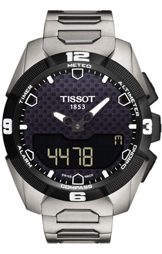 Tissot T-Touch Expert Solar T0914204405100