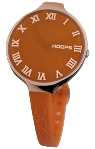 Hoops Rose Gold - Orange 2349LB-08