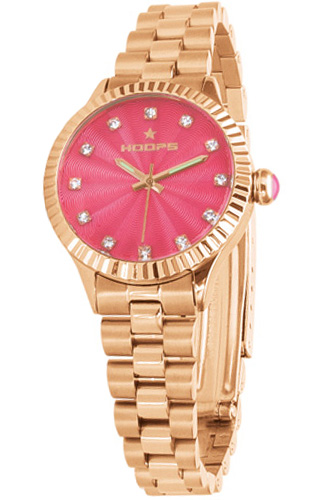 Hoops Luxury Diamonds Gold 2569LD-RG11
