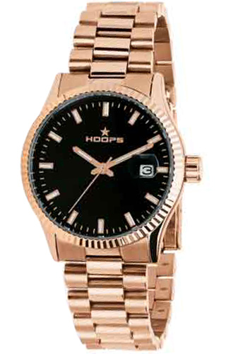 Hoops Luxury L Gold 2590LG01