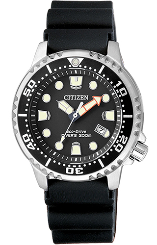 Citizen Diver's 200MT Eco Drive Lady EP6050-17E