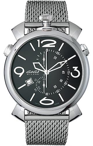 Gagà Milano Steel Bracelet 5097.01BR