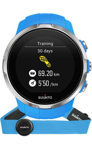 Suunto Spartan Sport (HR) SS022652000