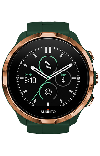 Suunto Spartan Sport (Wrist HR) Forest Special Edition SS023309000