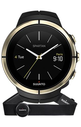 Suunto Spartan Ultra Gold Special Edition (HR) SS023303000