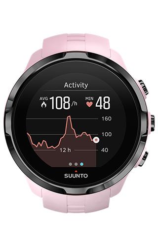 Suunto Spartan Sport (Wrist HR) Sakura SS022664000
