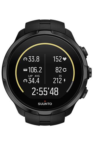 Suunto Spartan Sport (Wrist HR) All Black SS022662000