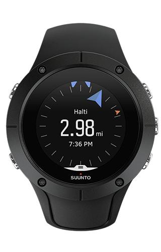 Suunto Spartan Trainer (Wrist HR) Black SS022668000