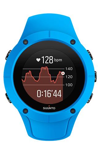 Suunto Spartan Trainer (Wrist HR) Blue SS023002000