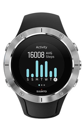 Suunto Spartan Trainer (Wrist HR) Steel SS023425000