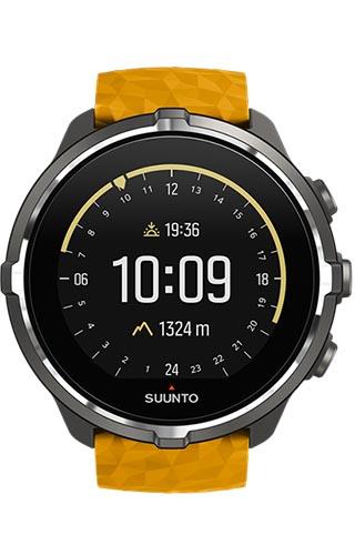 Suunto Spartan Sport (Wrist HR) Baro Amber SS050000000