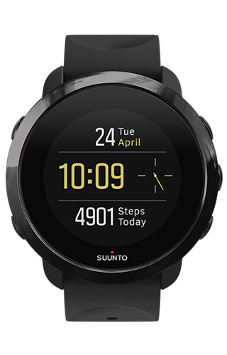 Suunto All Black SS050020000