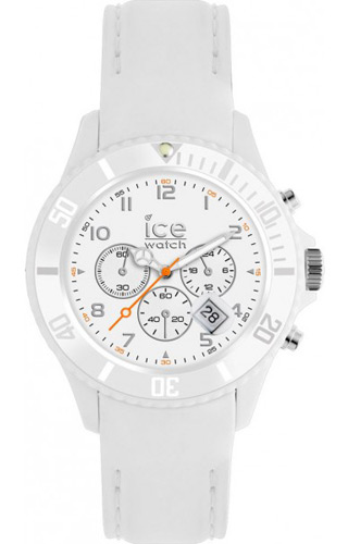 Ice Watch White - Big CHM.WE.B.S.12