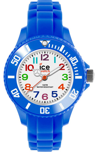 Ice Watch Blue - Mini MN.BE.M.S.12
