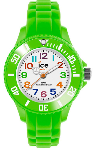 Ice Watch Green - Mini MN.GN.M.S.12