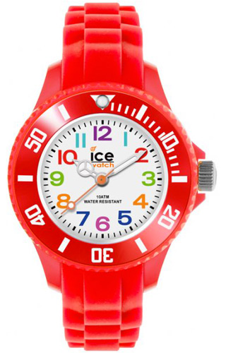 Ice Watch Red - Mini MN.RD.M.S.12