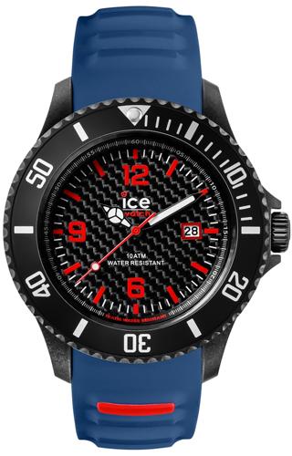 Ice Watch Black Blue - Big CA.3H.BBE.B.S.15
