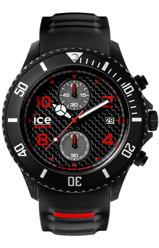 Ice Watch Black White - Big Big CA.CH.BK.BB.S.15