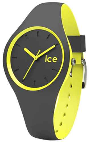 Ice Watch Anthracite Yellow - Small DUO.AYW.S.S.16