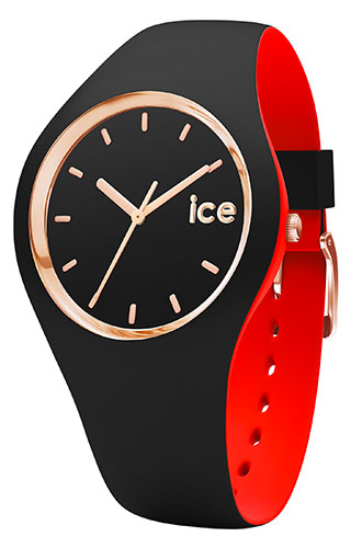 Ice Watch Black Rose-Gold - Small 007226