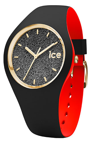 Ice Watch Black Glitter - Small 007227