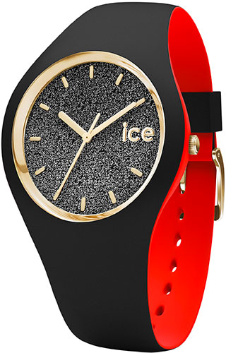 Ice Watch Black Glitter - Unisex 007237