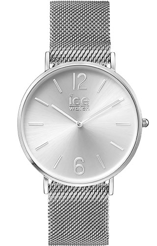 Ice Watch Silver Shiny - Unisex 012700