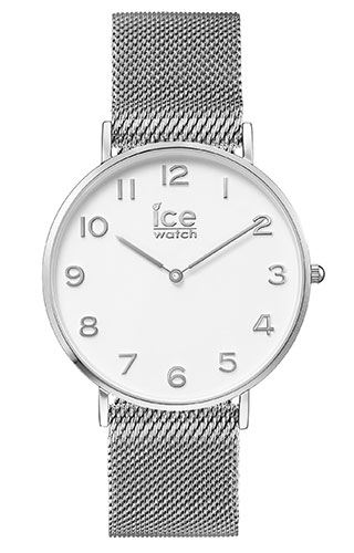 Ice Watch Silver Shiny-White - Small 012703